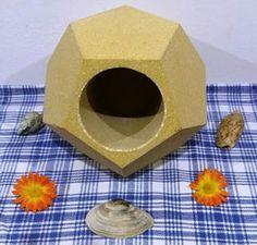 Energiekegel 15cm hoch, Dodekaeder 12cm, Dodekaeder 14cm, Dodekaeder 18cm, Dodekaeder mit loch für Flasche 18cm