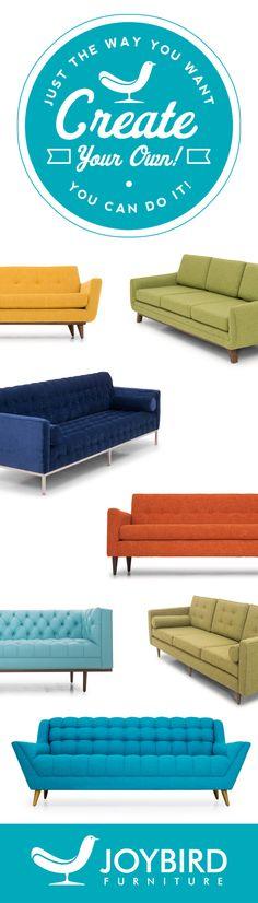 Modern Sofas by Joybird