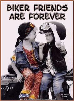 Harley Davidson, Friends
