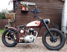 'The hairy fella in the shed' Enfield Bike, Enfield Bullet, Shed Builders, Cafe Racer Build, Natural Curiosities, Pretty Tough, Royal Enfield, Custom Bikes, Bobber