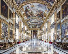 Les somptueux intérieurs de palaces italiens par David Burdeny  2Tout2Rien