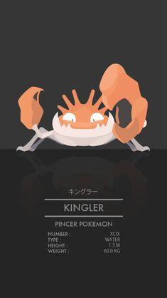 Kingler by WEAPONIX
