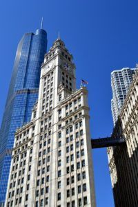 Chicago- Towers of Steel and Glass – Our Changing Lives