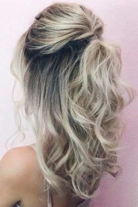 Our Favorite Prom Hairstyles For Medium Length Hair More Medium Length Hair Styles Medium Hair Styles Down Hairstyles
