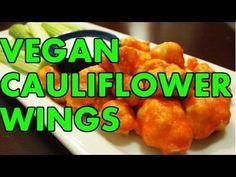 Buffalo Cauliflower Wings | PETA Living