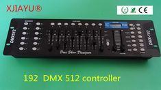 192 dmx 512 controlador/controlador de iluminación led/l192 instage dmx efectos de iluminación/dmx/192 controlador