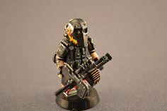 Army Of Two….ish | Custom LEGO Minifigures