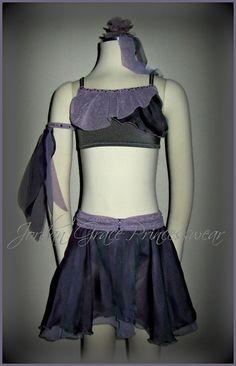 """""""Shindler's List""""-Jordan Grace Princesswear custom dance costume"""