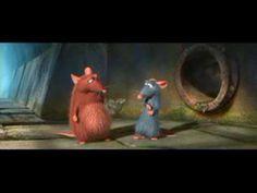 Ratatouille - Trailer Español