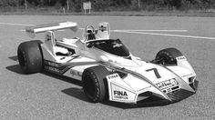Brabham-Alfa Romeo Probably one of the best looking cars ever. Alfa Romeo Cars, Grand Prix, Nascar, Bmw Turbo, Win Car, Automobile, Colani, Classic Race Cars, Ayrton Senna
