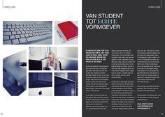 #Internship #report #design by Laura van der Schuit