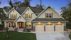 Exclusive Traditional House Plan with Sports Court - 73357HS | Architectural Designs - House Plans