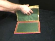 From Boston Public Library - One the Edge,The Hidden Art of Fore-Edge Book Painting. http://foreedge.bpl.org/node/920