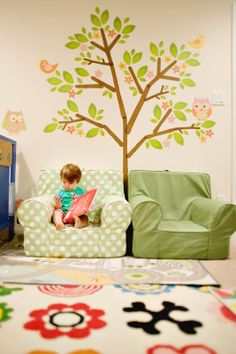 Amelia & Paul's Bright, Fun & Playful Space