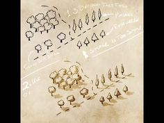 It's easy to draw Middle Earth style trees on a map. Here's a simple walkthrough of three different tree styles. Writing Fantasy, Fantasy Map, Fantasy World, Earth Drawings, Isometric Map, Simple Tree, Unreal Engine, Map Design, Fantasy Inspiration