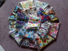 Piddle Pads.  Protect your car seat from messes! $22.99