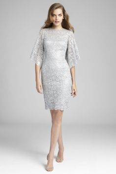 Find the perfect Teri Jon cocktail dresses and evening gowns for the mother of the bride. Try our lace dresses, tea length dresses, dresses with sleeves, and other styles to feel like the young and beautiful mother of the bride that you are. Evening Gowns With Sleeves, Evening Dresses, Fancy Top Design, Proper Attire, Lace Dress Styles, Modest Dresses, Bride Dresses, Mom Dress, Tea Length Dresses
