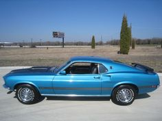 1969 Ford Mustang 390 Auto