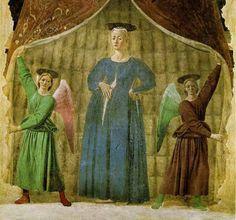 Piero della Francesca:  Madonna del Parto  1467