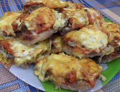 Mäso na francúzsky spôsob z jedného pekáča. Po tomto jedle sa len tak zapráši