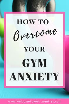 The gym is intimidating for a number of reasons, and even more so for someone with anxiety. Read 15 strategies for overcoming your gym anxiety.