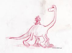 Pixar Post - For The Latest Pixar News: Behind-the-Scenes Look at 'The Good Dinosaur'