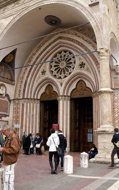 Assisi, Italy - Basilica di San Francesco