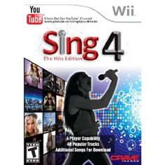 Wii Karaoke for the girls.