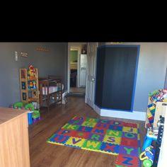 Daycare set-up idea