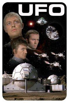 Sci Fi Novels, Sci Fi Books, Sci Fi Tv Shows, Old Tv Shows, Ufo Tv Series, Nostalgia, Science Fiction Series, Fantasy Tv, Tv Episodes