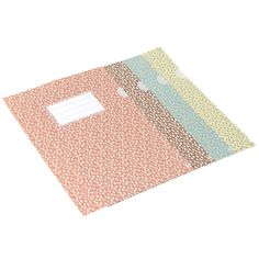 Raindrops A4 document wallets - pack of 10