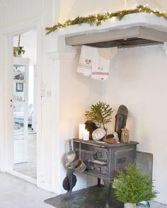 Kjøkkenovnen i jula ❤️ @landliglykke on instagram ✨ follow me ✨