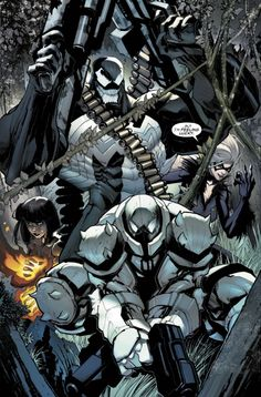 #Venom #AgentAntiVenom