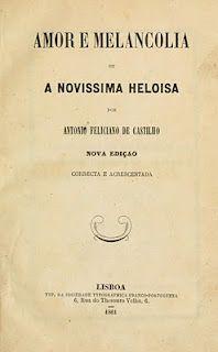 Amor e melancolia, ou, Anovissima Heloisa (1861)