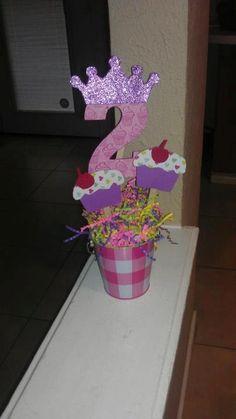 Fiestas infantiles: Ideas para un centro de mesa de princesas (+ ideas para decoración)   Ideas para Decoracion