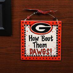 Go Dawgs!