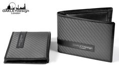 Carbon fibre & leather wallet. Carbon Fiber, Leather Wallet, Luxury, Wallets, Fabric, Bags, Accessories, Collection, Tejido