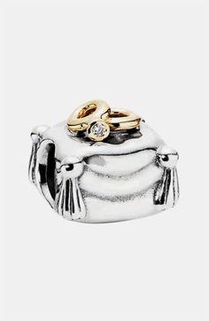 PANDORA 'Wedding rings'Charm