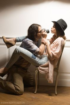 Sean Lennon & Charlotte Kemp Muhl, The Ghost of a Saber Tooth Tiger #Chimera
