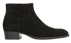 Vagabond Suede Leather Ankle Boots