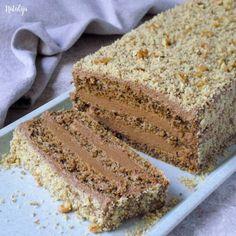 Čokoladna torta sa orasima – Mystic Cakes Brze Torte, Kolaci I Torte, Dessert Cake Recipes, Cookie Recipes, Torta Recipe, Bakery Recipes, Strawberry Recipes, Sweet Cakes, Homemade Cakes