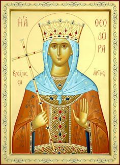 Full of Grace and Truth: St. Theodora the Righteous, Queen of Arta and Epiros