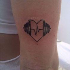 Sport Tattoos, Body Art Tattoos, Tribal Tattoos, Cool Tattoos, Tatoos, Weightlifting Tattoo, Bodybuilding Quotes, Mother Tattoos, Finger Tats