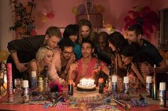 Sense 8, segunda temporada, aniversário