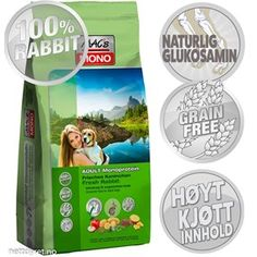 • Mac's SensiMono Rabbit 12kg Hundefor Superfoods, Dog Food Recipes, Rabbit, Mac, Dogs, Bunny, Rabbits, Bunnies, Pet Dogs