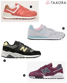 New Balance printemps-été 2017   4 baskets tendances à porter maintenant –  Taaora – Blog Mode, Tendances, Looks 0d33813edb6