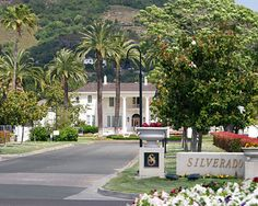 Silverado Resort - Napa Valley, CA  One of the most beautiful places ever... Spent weekends here with Crystal n Felicity....