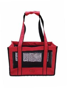 Gsi Quality Comfort Soft-sided Pet Carrier Handheld And Car Booster Seat Functions - Nylon Oxford Pvs Material - Large from GSI   SALE♥♥  $14.00   Available at BuyDogSweaters.com