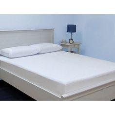 HealthGuard Bed Protector Ultra Plush Twin-size Mattress Protector