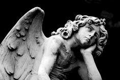 O anjos guardiões de nossas almas